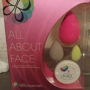 🔥FLASH SALE🌞NWT Beautyblender Set